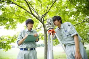 環境測量科