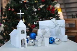 「建築」に吹き出しでつける光の教会